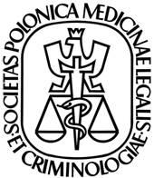 Polskiego Towarzystwa Medycyny Sądowej i Kryminologii logo